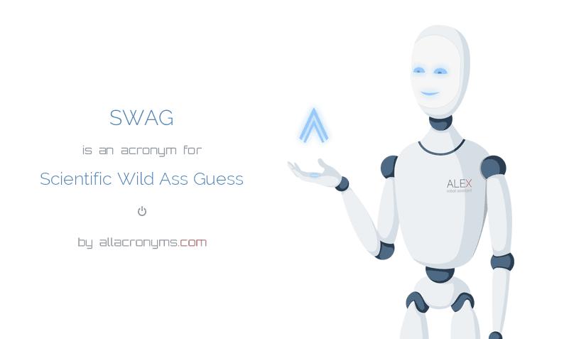 Swag Wild Ass 71